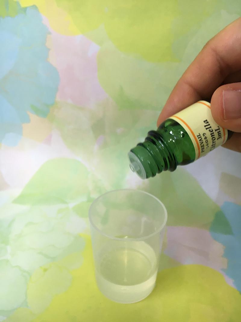 シトロネラ精油